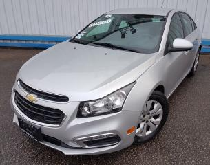 Used 2015 Chevrolet Cruze LT *BLUETOOTH* for sale in Kitchener, ON