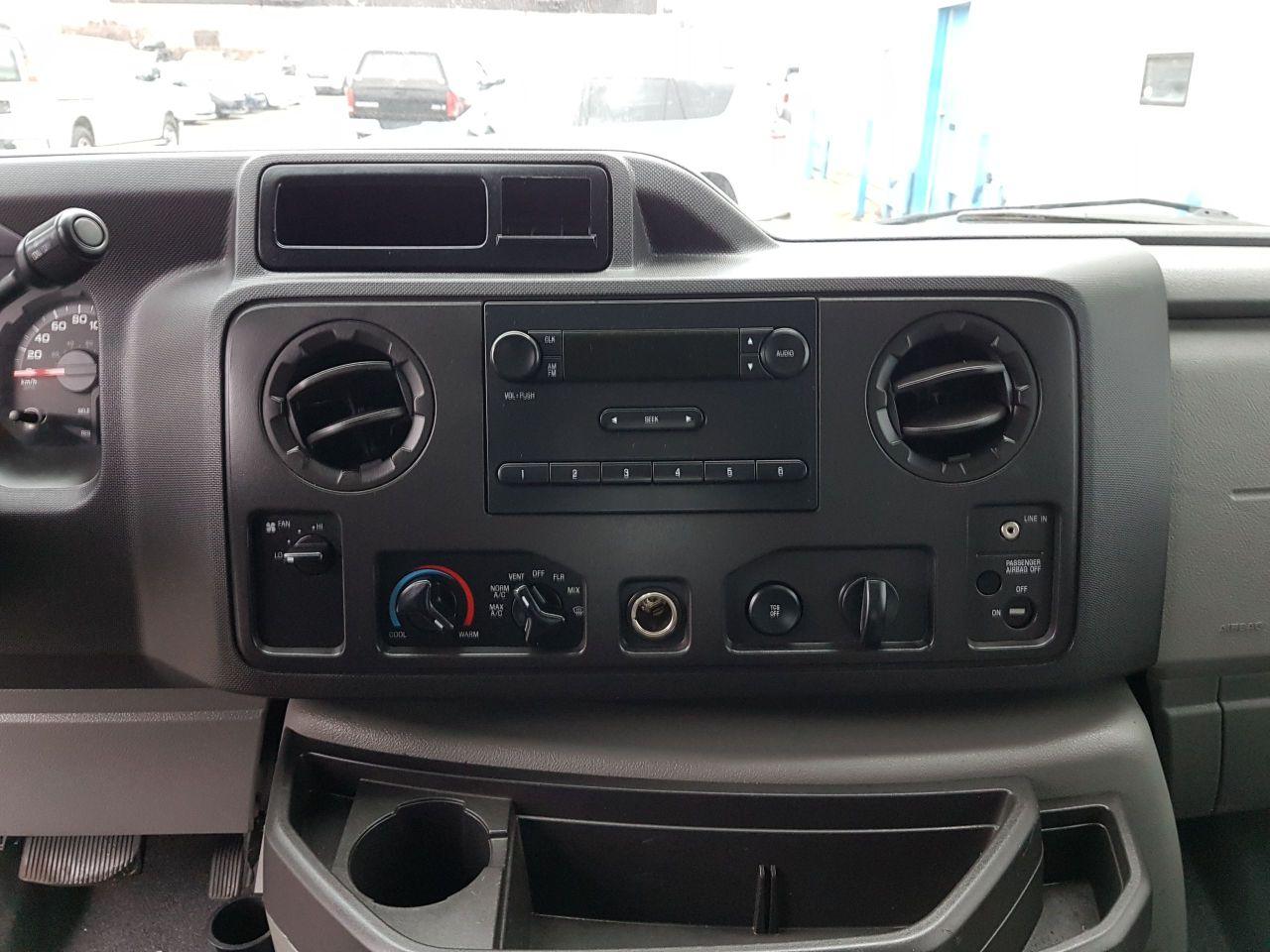 2012 Ford E-250