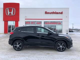 New 2020 Honda HR-V Sport for sale in Winkler, MB