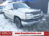 Photo of Silver 2005 Chevrolet Avalanche