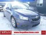Photo of Blue 2013 Chevrolet Cruze
