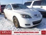 Photo of White 2008 Mazda MAZDA3