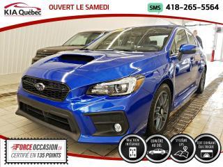 Used 2018 Subaru Impreza WRX* SPORT-TECH* GPS* TOIT* for sale in Québec, QC