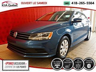 Used 2015 Volkswagen Jetta Comfortline* TSI* CAMERA* TOIT OUVRANT* for sale in Québec, QC