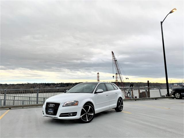 2012 Audi A3 TDI - NEW A3 RIMS AND TIRES + FULL WINTER TIRE SET