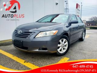 Used 2008 Toyota Camry 4DR SDN I4 for sale in Scarborough, ON