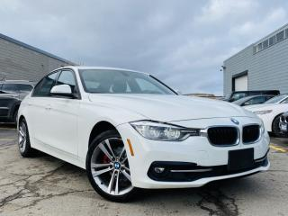 Used 2018 BMW 3 Series Rear view camera|Sun roof|Navigation|Alloys|Certified !! for sale in Brampton, ON
