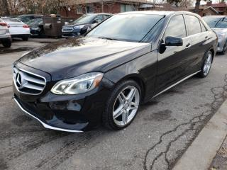 Used 2014 Mercedes-Benz E-Class 4dr Sdn E350 4MATIC for sale in Toronto, ON