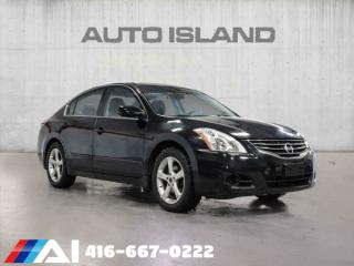 Used 2012 Nissan Altima SV PUSH START HEATED SEAT BLUETOOTH for sale in North York, ON