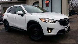 Used 2013 Mazda CX-5 GS - BACK-UP CAM! SUNROOF! BSM! for sale in Kitchener, ON