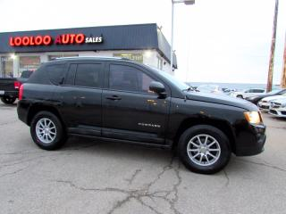 Used 2011 Jeep Compass SPORT SUNROOF 5 SPEED MANUAL CERTIFIED for sale in Milton, ON