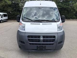 2019 RAM ProMaster 3500 High Roof Tradesman 159-in. WB
