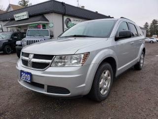 Used 2010 Dodge Journey SE for sale in Bloomingdale, ON