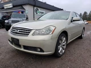 Used 2006 Infiniti M35x 35x AWD for sale in Bloomingdale, ON