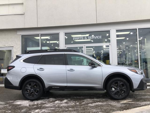 2020 Subaru Outback Outdoor XT