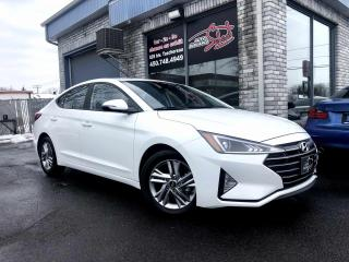 Used 2019 Hyundai Elantra Preferred BA for sale in Longueuil, QC