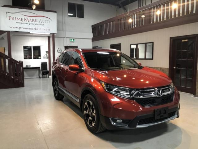 2018 Honda CR-V Touring 4 DOOR 5 SEATS