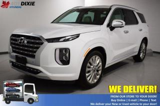 New 2020 Hyundai PALISADE ULTIMATE for sale in Mississauga, ON
