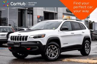 New 2020 Jeep Cherokee New Trailhawk Bluetooth Backup Camera Heated Front Seat Remote Start for sale in Thornhill, ON