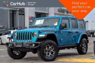 New 2020 Jeep Wrangler Unlimited New Rubicon Alpine Sound Nav Rear View Camera Remote Start for sale in Thornhill, ON