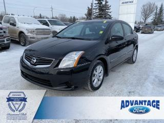 Used 2012 Nissan Sentra 2.0 SL Remote Keyless entry - Heated front seats for sale in Calgary, AB