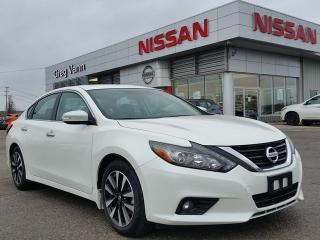 Used 2018 Nissan Altima 2.5 SL Tech for sale in Cambridge, ON