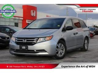 Used 2014 Honda Odyssey 4DR WGN SE for sale in Whitby, ON