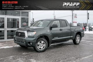 Used 2008 Toyota Tundra 4x4 Dbl Cab 5.7 V8 SR5 Std 6A for sale in Orangeville, ON