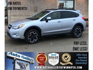 Used 2013 Subaru XV Crosstrek 2.0i w-Sport Pkg *Local Unit/AWD/B.tooth/Htd Sts for sale in Winnipeg, MB