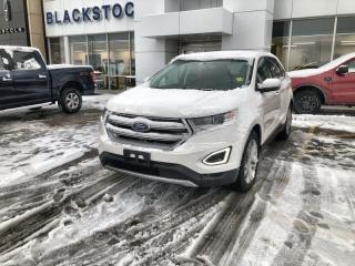 Used 2015 Ford Edge Titanium-Super Clean-Accident Free-One Owner for sale in Orangeville, ON