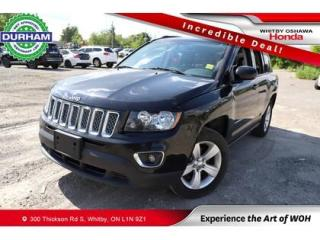 Used 2016 Jeep Compass 4WD 4dr High Altitude for sale in Whitby, ON
