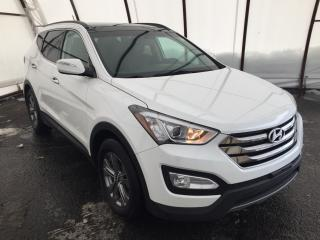 Used 2016 Hyundai Santa Fe Sport 2.4 Luxury DUAL PANE SUNROOF, BLIND SPOT DETECTION, HEATED SEATS/STEERING for sale in Ottawa, ON