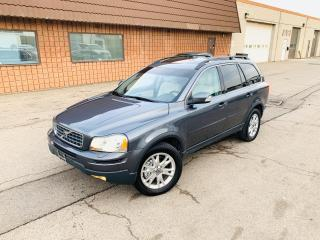 Used 2007 Volvo XC90 3.2L | AWD | CERTIFIED | LOADED for sale in Burlington, ON