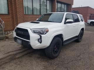 Used 2019 Toyota 4Runner SR5 TRD PRO, V6 4WD for sale in Woodbridge, ON