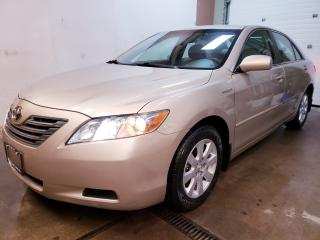 Used 2007 Toyota Camry HYBRID HYBRID|LOW KMS|BLUETOOTH|CERTIFIED for sale in Concord, ON