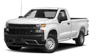 New 2020 Chevrolet Silverado 1500 Work Truck for sale in Peterborough, ON