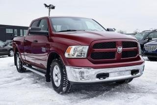 Used 2015 RAM 1500 OUTDOORSMAN CREW 4X4 ECODIESEL MAGS PWR for sale in St-Hubert, QC
