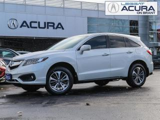 Used 2018 Acura RDX Elite ELITE | 1OWNER | NOACCIDENTS | BOUGHTHERE | LOWKMS for sale in Burlington, ON