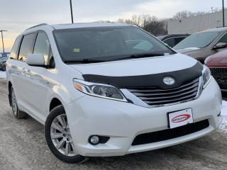 Used 2016 Toyota Sienna XLE 7 Passenger AWD, HEATED SEATS, NAVIGATION for sale in Midland, ON