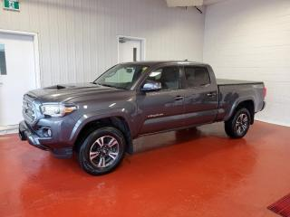 Used 2017 Toyota Tacoma TRD Sport for sale in Pembroke, ON