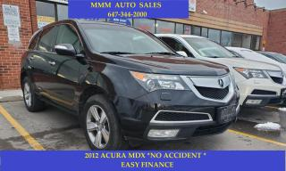 Used 2012 Acura MDX AWD 4dr for sale in Scarborough, ON