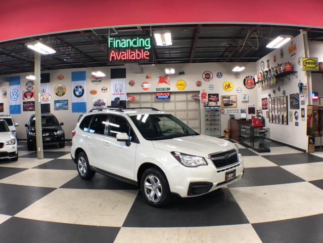 2017 Subaru Forester 2.5i CONVENIENCE PKG AUT0 AWD H/SEATS REAR CAMERA 117K