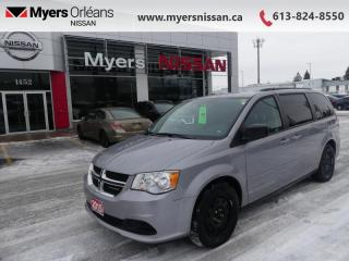 Used 2015 Dodge Grand Caravan SXT PREMIUM PLUS  - Aluminum Wheels - $103 B/W for sale in Orleans, ON