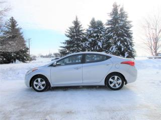 Used 2013 Hyundai Elantra GLS- NEW SNOW TIRES for sale in Thornton, ON