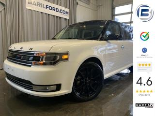 Used 2019 Ford Flex Limited TI for sale in St-Hyacinthe, QC