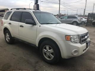 Used 2010 Ford Escape XLT 4WD, LEATHER, 3 YR WARRANTY, CERTIFIED for sale in Woodbridge, ON