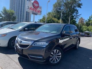 Used 2014 Acura MDX Tech pkg for sale in Cambridge, ON