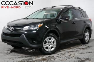 Used 2013 Toyota RAV4 LE AWD MAGS+BLUETOOTH for sale in Boisbriand, QC