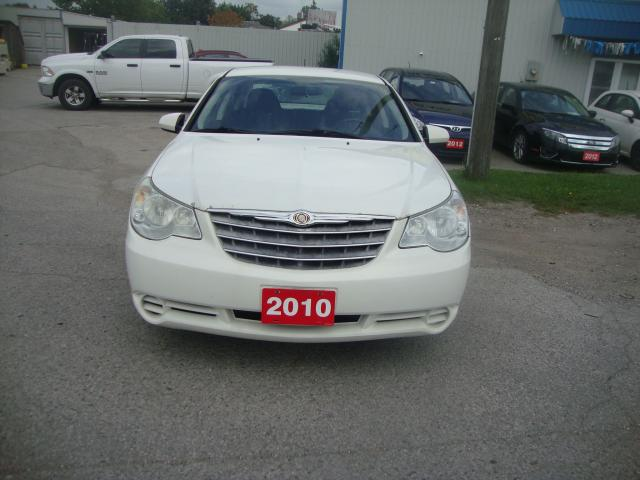 2010 Chrysler Sebring LX