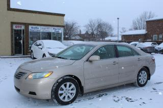 Used 2008 Toyota Camry Hybrid Leather Surnoof for sale in Brampton, ON